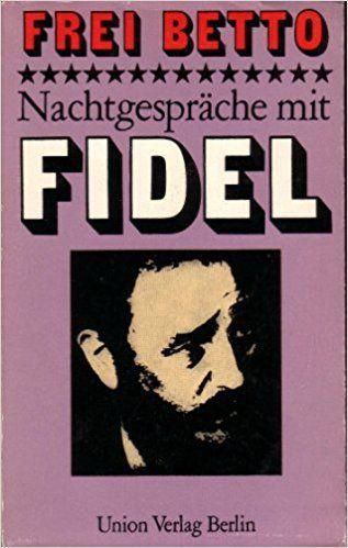 Nachtgespräche mit Fidel Buchcover de
