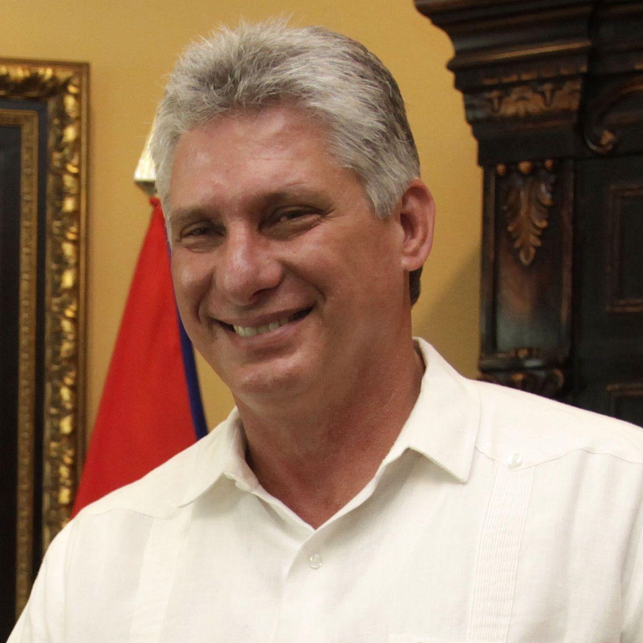 Visita de VicePresidente de Cuba