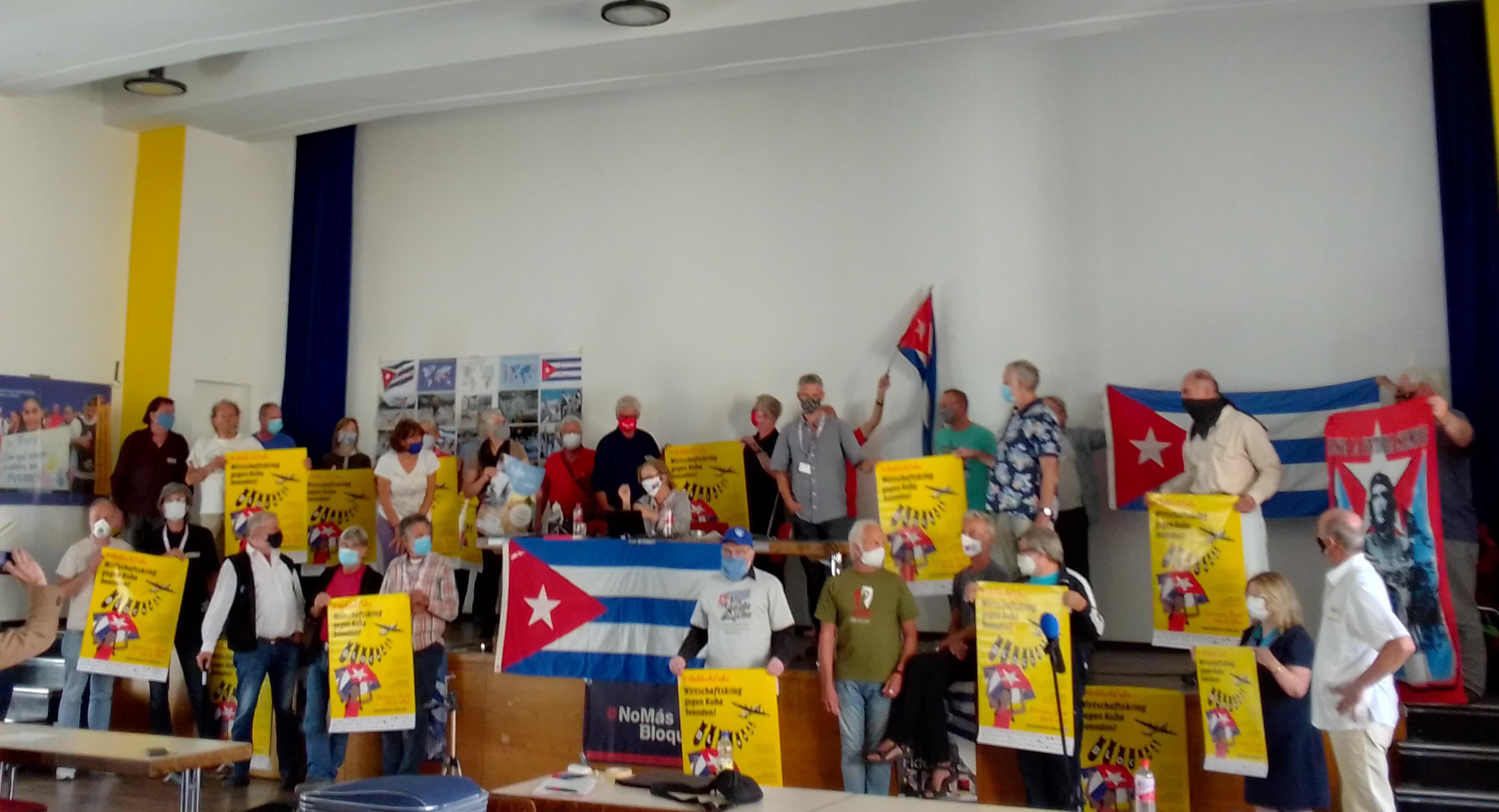 Bundesdelegiertenkonferenz der Freundschaftsgesellschaft BRD-Kuba