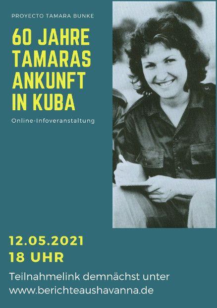 60 Jahre Tamaras Ankunft in Kuba